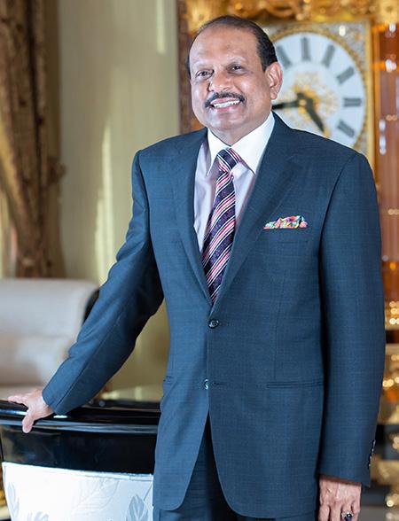 Profile | Chairman & Managing Director of LuLu Group – Yusuffali
