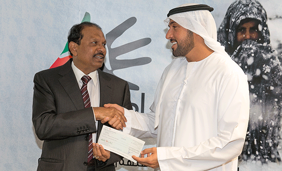 LuLu Group donates AED 1 million for UAE Compassion campaign