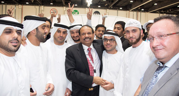 Yusuff Ali re-elected as board member of Abu Dhabi Chamber of Commerce