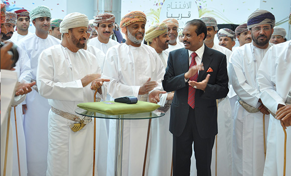 LuLu Hypermarket opens 115th store at Al Bandar Complex in Oman
