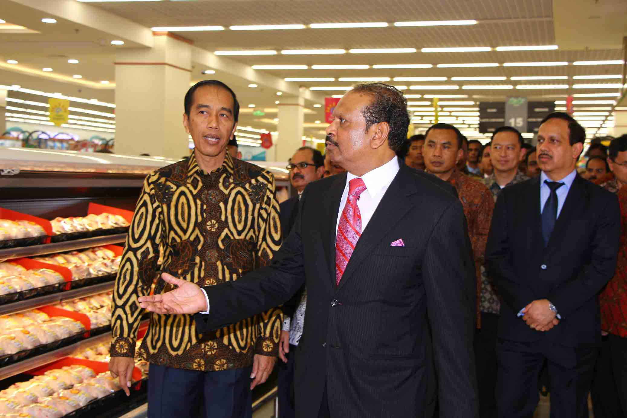 LuLu Group opens its first Hypermarket in Indonesia