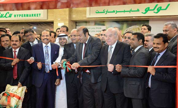 LuLu Group to invest US$ 300 million in Egypt; opens first hypermarket in Cairo