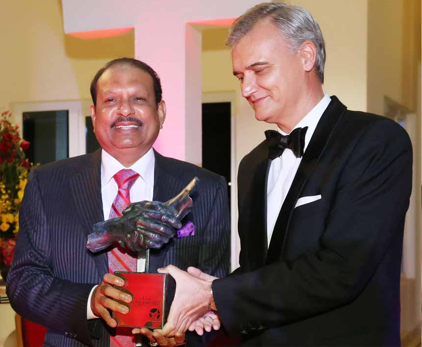 Yusuff Ali gets Spanish honour