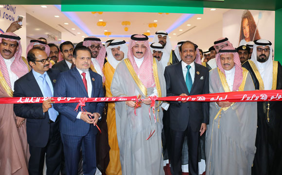 Lulu expands in Saudi with new Mall & Hypermarket