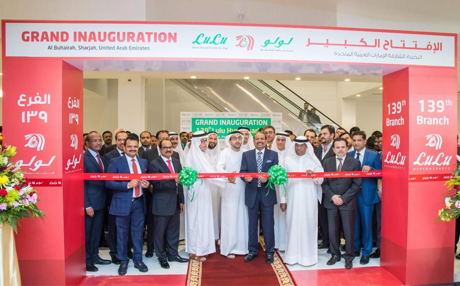 LuLu on expansion spree: Opens new hypermarket in Sharjah