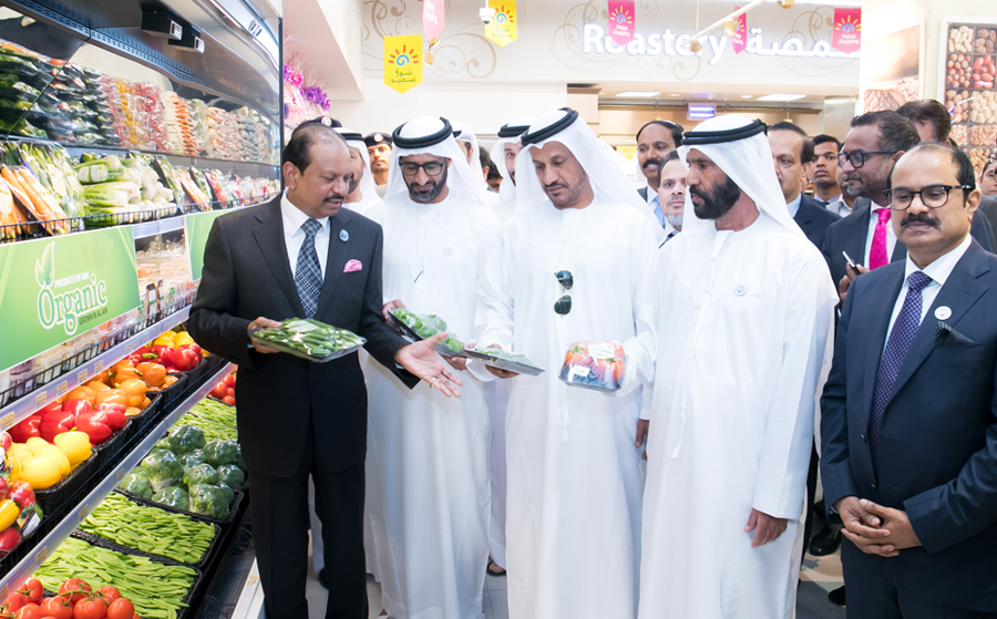 As part of its expansion plan, LuLu Group has opened its latest hypermarket in the garden city of Al Ain.