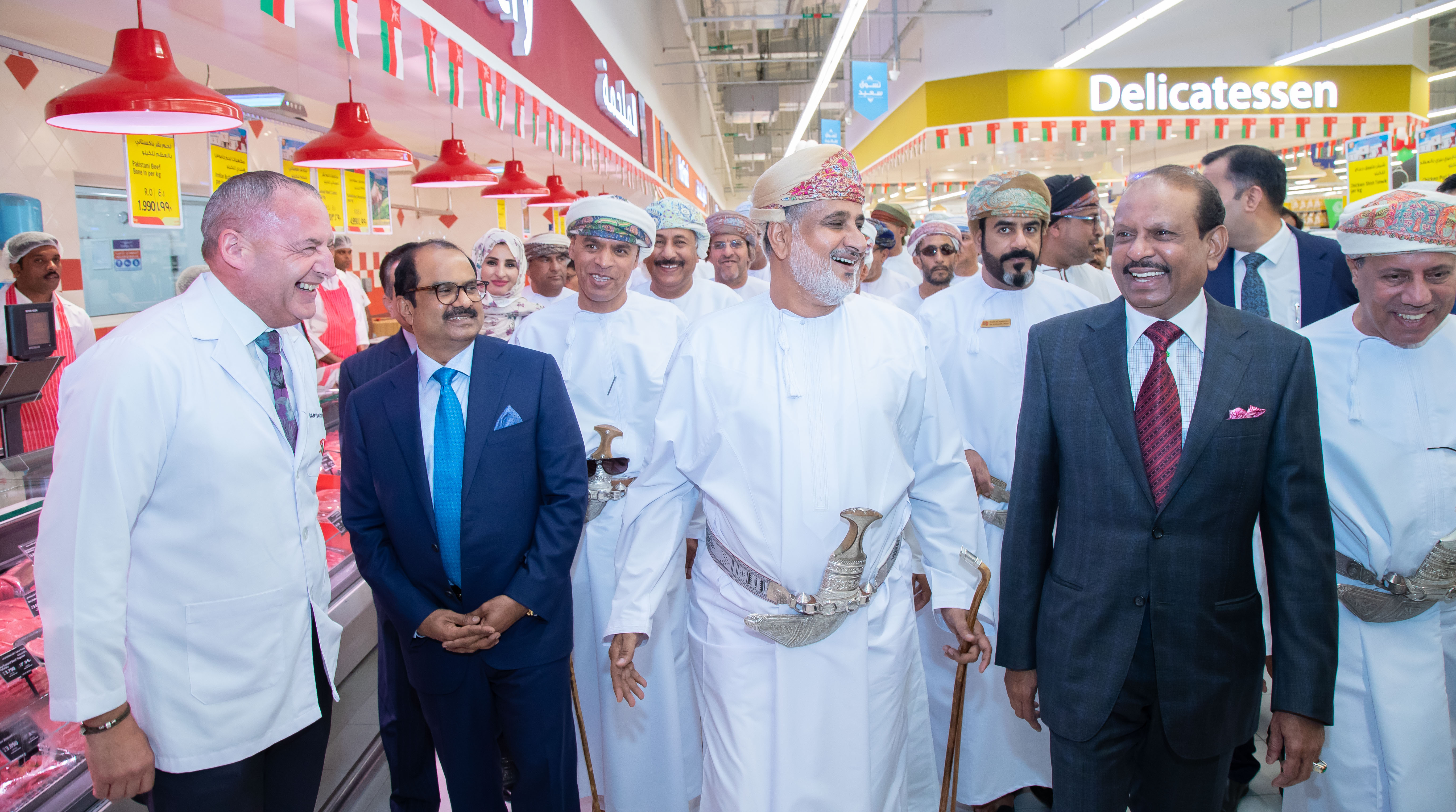 LuLu Hypermarket Oman inaugurated its latest branch in the port city of Sur on November 29th, 2018.