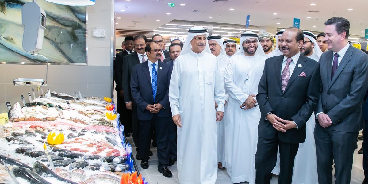 LuLu opens Hypermarket in Dubai's Waterfront Market | Chairman