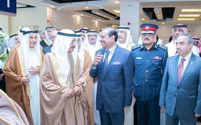 Bahrain PM officially inaugurates Muharraq Central  LuLu Hypermarket