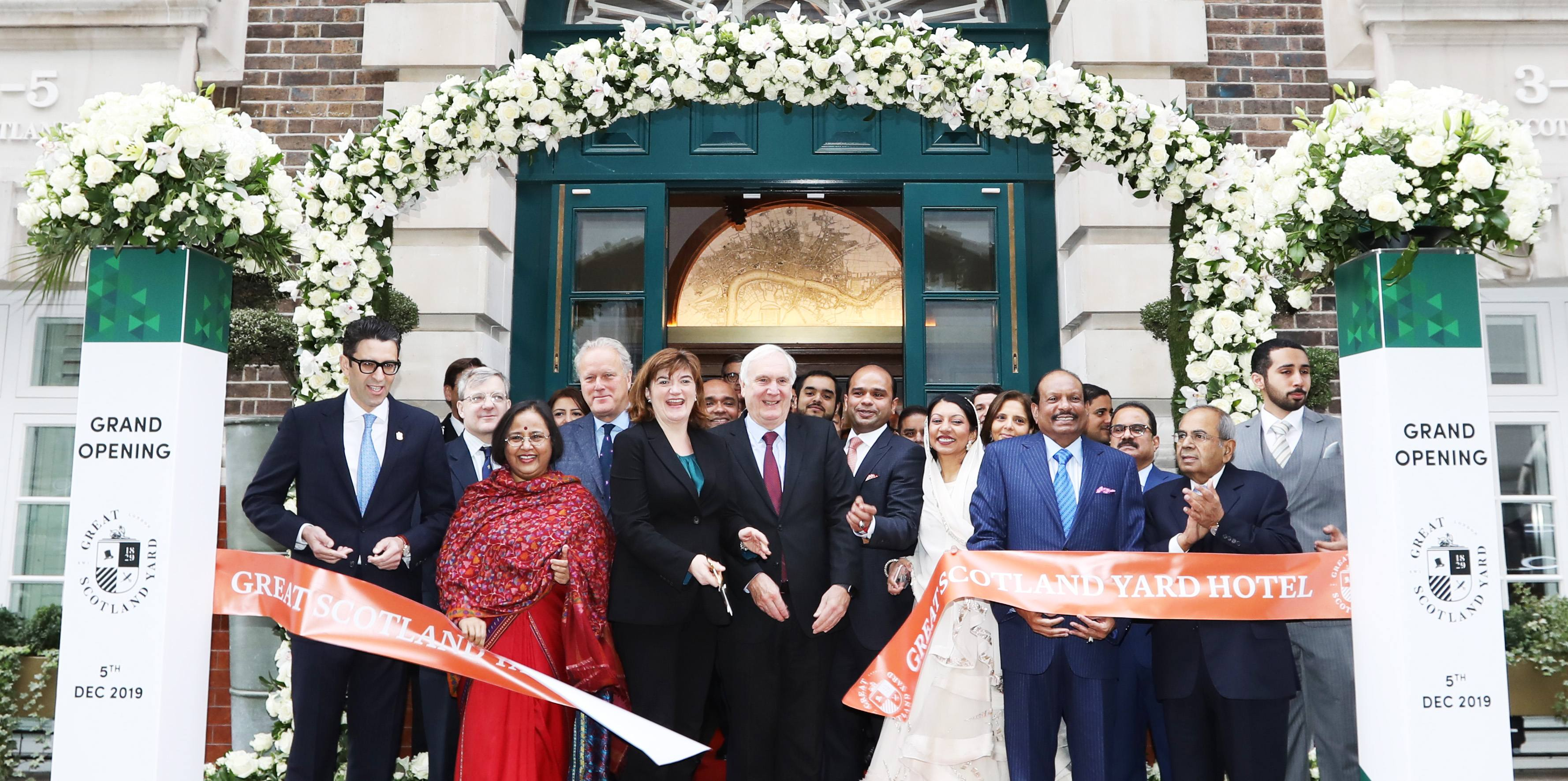 LuLu Group opens iconic Great Scotland Yard hotel in London